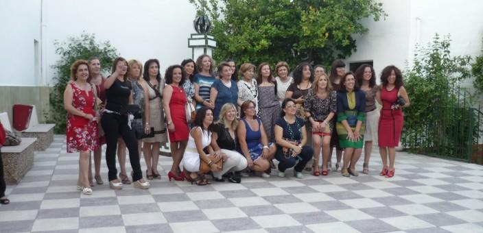 Reunión de antiguas alumnas