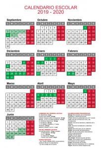 calendario-escolar-2019-2020-extremadura
