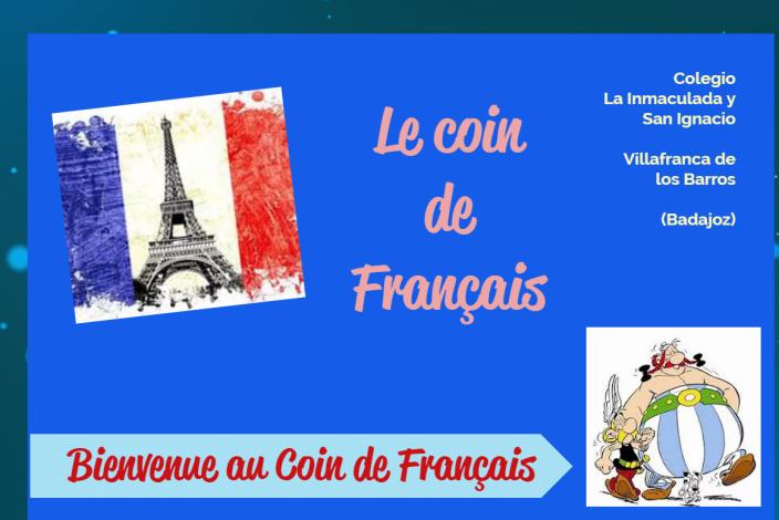 Le coin de Français